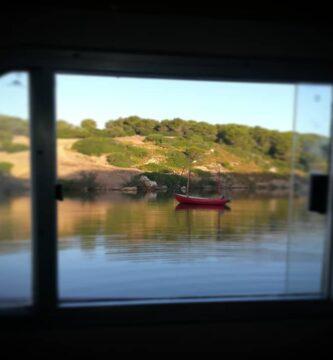 mejores excursiones en barco en menorca