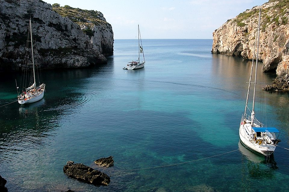 Menorca velero